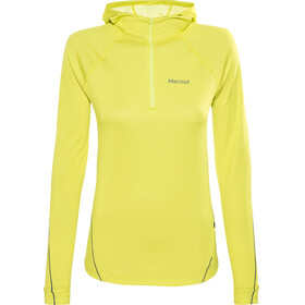 Marmot Indio Midlayer Women yellow